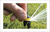 Lawn Sprinkler Repair And Maintenance Service