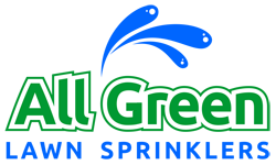 All Green Lawn Sprinklers Logo