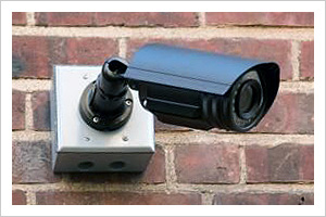 Video Surveillance Camera Installation