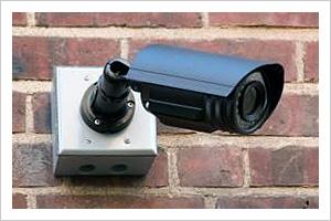Video Surveillance Camera Installation